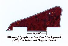 Les Paul LP Tortoise 4-Ply Pickguard W/HB PU Gibson Epiphone Project 60 Edge NEW