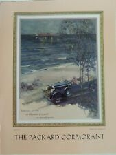 The Packard Cormorant Magazine Spring 2009 No. 134 (1929 Eight)