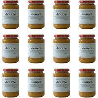 Marmellata di arance gr. 380 Az.Agr. San Benedetto 12 vasetti
