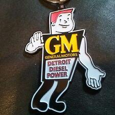 "Jimmy ""Detroit"" Diesel keychain"
