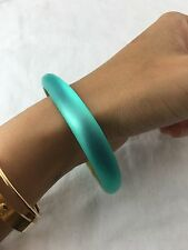 NEW Alexis Bittar MINT Lucite Skinny Tapered Bangle Bracelet $70