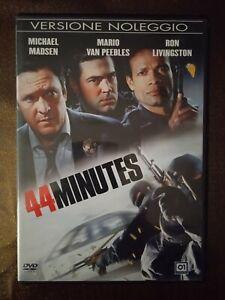 dvd - 44 minutes - Michael Madsen