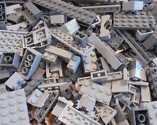 Lego 520+ Pc. Grey Dark & Light Gray Block Mixed Lot