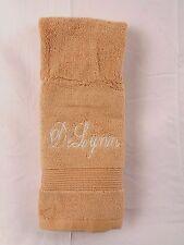 "The Company Store- Legends 700 Egyptian Hand Towel- Desert Sand ""DeLynn""- 278G"