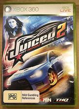 Juiced 2: Hot Import Nights (Microsoft Xbox 360, 2007)