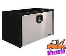 18 x 18 x 36 Under Body Tool Box, Stainless Door Rollback, Trailer, Flat Bed, RV