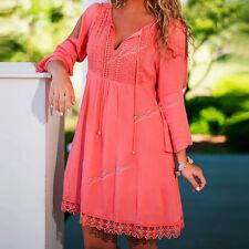 Chiffon Long Sleeve Casual Ballgowns for Women