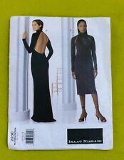 Vogue Original Designer #2230 14-18 Isaac Mizrahi  Knit Dress Gorgeous UNC