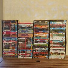 DVD BULK SALE: 120 Titles: LIKE NEW to BRAND NEW: Regions 4, 2 & 1