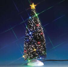 Lemax Decoración 22.9cm grande iluminado Árbol de Navidad multicolor luces