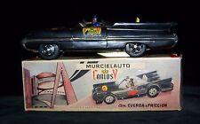 "Batman Batmobile ""Murcielauto"" Carlos V- Bichi Original -Argentina w/ box"