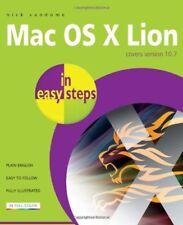 Mac OS X Lion In Easy Steps-Nick Vandome