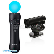 PlayStation 3 Move Motion Controller & Eye-Kamera - OEM - NEU