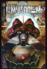 Critical Millennium & ltthe DARK Frontier & GT US Archaia COMIC vol. 1 # 4of4/'11