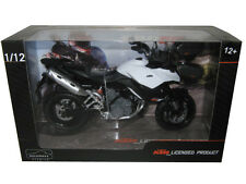 KTM 990 SM-T WHITE/BLACK 1/12 MOTORCYCLE MODEL BY AUTOMAXX 601703