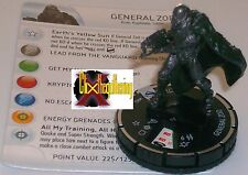 GENERAL ZOD #003 #3 Man of Steel Movie DC HeroClix