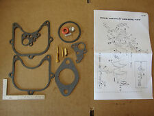 FORD TRACTOR HOLLEY CARBURETOR KIT 2000 3000 3500 4000 4500 5000 6000 FORD 🎯