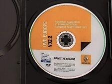 DVD Renault Carminat v32.2 GPS Navigation (CNC) con radares