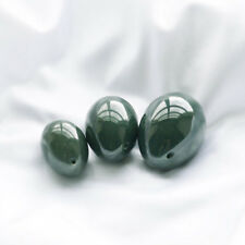 2Day Sale!Nephrite Jade Eggs (Yoni Eggs) Set, with Instructions and Certificates