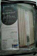 """New in Package Design Solutions Total Blackout 63"""" Gray panel"""