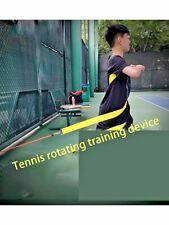 Tennis Trainer With Belt Ball Machine Swivel Exercise Training Tool  Equipment