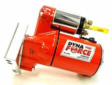 MSD 5095CR DynaForce Starter Chevy V8 153/168 Tooth Flywheel