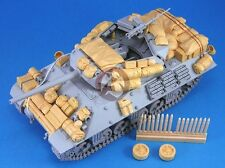 Legend 1/35 M10 Tank Destroyer Large Stowage WWII (AFV Club / Academy) LF1172