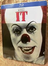 Stephen King's IT (1990) Blu-Ray Exclusive Limited Edition STEELBOOK