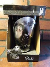 NIGHTMARE BEFORE CHRISTMAS Drinking Glass Ooogie Boogie NEW Cup