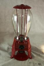 ADVANCE CLIMAX 10 GUM CANDY AND PEANUT MACHINE ORIGINAL AND WORKING ON A PENNY 1