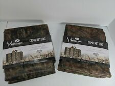2 packs Camo Netting Mossy Oak Break-Up Country 12ft x 56in Blind Cover hunting