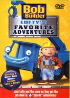 Bob The Builder - Lofty's Favorite Adventures New DVD