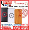 POWER BANK 10000 mAh BATTERIE EXTERNE CHARGEUR RAPIDE SMARTPHONE IPHONE SAMSUNG