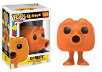"""Q*BERT 3.75"""" POP VINYL FIGURE FUNKO 169 POP GAMES"""