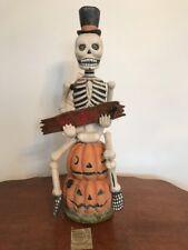 Bethany Lowe Greg Guedel Beware Skeleton —retired