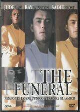 THE FUNERAL con Jude Law, Ray Winston e Sadie Frost DVD ITA. Optus