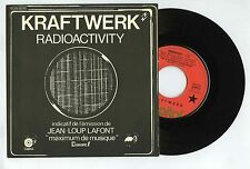 45 RPM SP KRAFTWERK RADIOACTIVITY