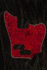 Squier Short Scale VM Jaguar Bass Pickguard. 4 Ply Vintage Tort