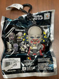 Aliens vs Predators * Elder Predator Clip * Blind Bag Figural Keychain Horror
