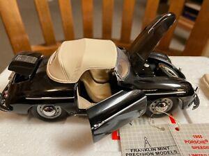Franklin Mint 1955 Porsche 356 Speedster Limited Edition - perfect