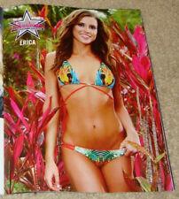 11/19/16 DALLAS COWBOYS STAR Magazine SEXY BIKINI Cheerleader Erica Wilkins