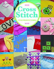 Sarah Fordham-Cross Stitch (UK IMPORT) BOOK NEW