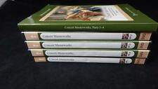 The Teaching Company Concert Masterworks DVD Set Greenberg INCOMPLETE