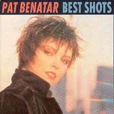 CDs de música rock Pat Benatar