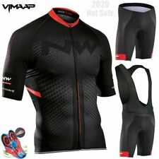 Northwave Summer Cycling Jersey Set Breathable MTB Bicycle Cycling Clothing