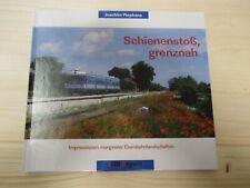 Schienenstoß, grenznach Lok Report Impressionen marginaler Eisenbahnlandschaften
