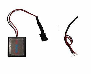 Emulator For BMW 5 Series E60 Passenger Seat Occupancy Mat Bypass Airbag Sensor
