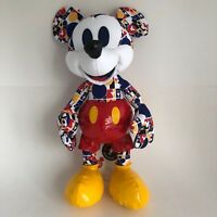 Disney Mickey Mouse Making Memories Limited Edition Plush March Bold & Bright #3