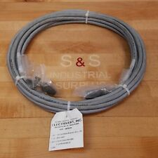 Electrivert ELV08A1000-08M Servo Cable 6 Pin Right Angle Male to Female - USED