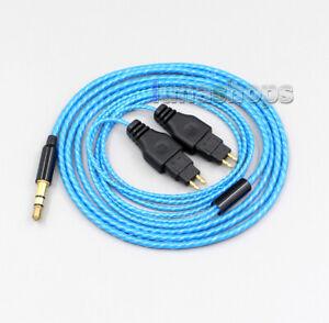 OFC Earphone Headphone Cable For Sennheiser HD580 HD600 HD650 HD660s HDXXX
